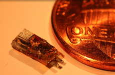 Implantable Alcohol-Monitoring Chips - This Alcohol Biosensor Chip Can Be Injected Into the Skin