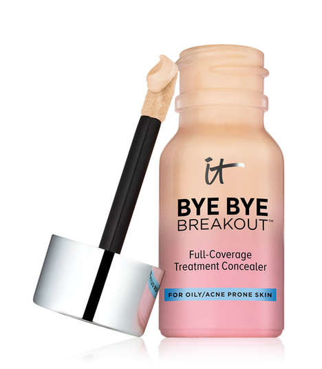 Breakout-Treating Concealers - The Bye Bye Breakout Produt is for Those Who are Prone to Pimples