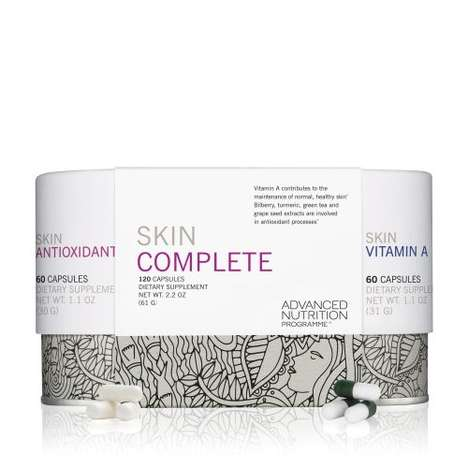 Cosmetic Skincare Supplements