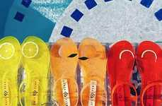 Scented Jelly Sandals