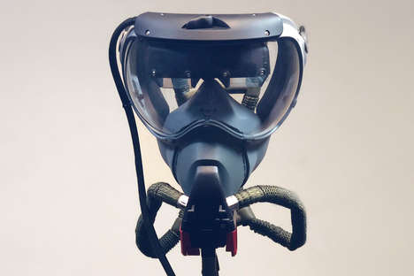 Smart Pilot Safety Goggles