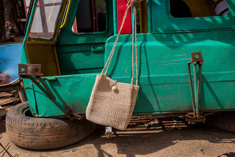 Fashion-Forward Ethical Abaca Bags