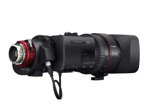 Hyper-Zoom Camera Lenses
