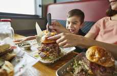 Monstrous Five-Meat Burgers - Chili's is Testing a Five-Meat, 1,650-Calorie 'Boss Burger'