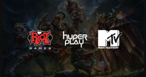 Hybrid Gaming Music Festivals - The Hyperplay Festival Will Bring Together eSports and Live Music