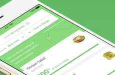 Personalized Nutrition Apps - The Nutrino Food Print App Helps Consumers Reach Fitness Goals