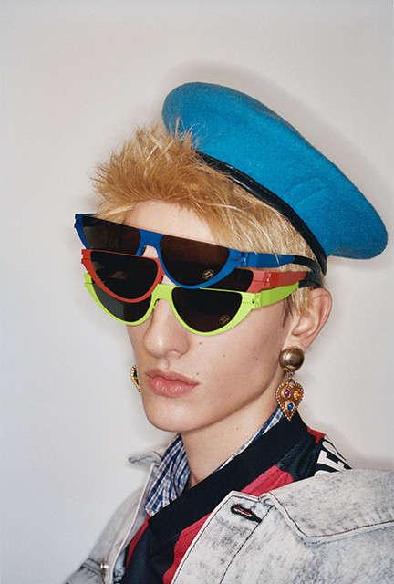 90s Dance-Inspired Sunglasses