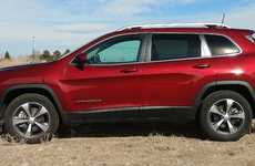 Rejuvenated Crossover SUVs