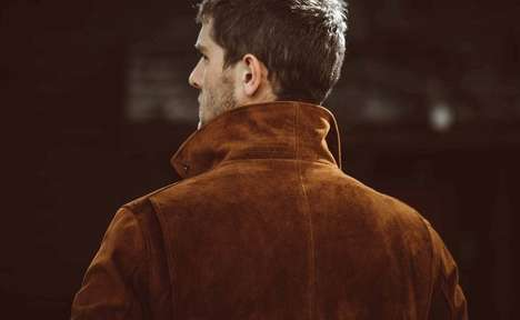 Chic Motorbike Jackets - These Leather Jackets Offer Reliable and Fashionable Protection on the Road