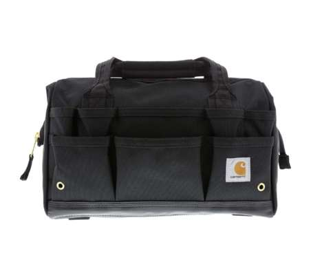 Water-Repelling Electrician Bags - This Bag Keeps Water and Mud Away from High-Powered Tools