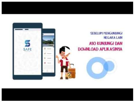 Citizen-Protecting Travel Apps - This App Helps Indonesian Authorities Assist Overseas Citizens
