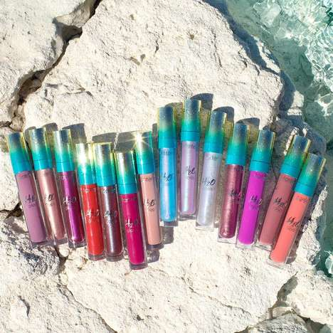 Oceanic Lip Glosses