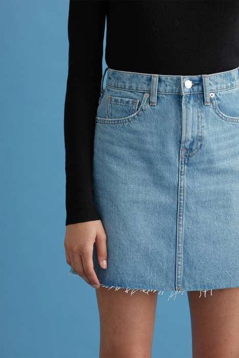Ethically Made Denim Collections