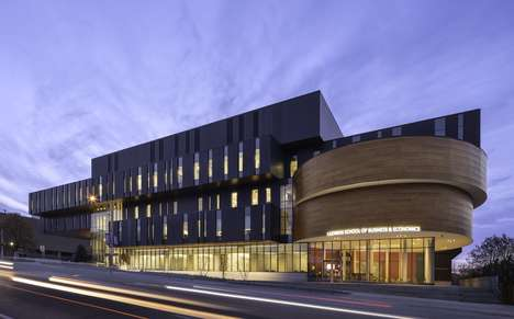 Chic Airy University Halls