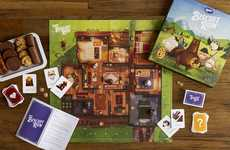 Biscuit Brand Board Games