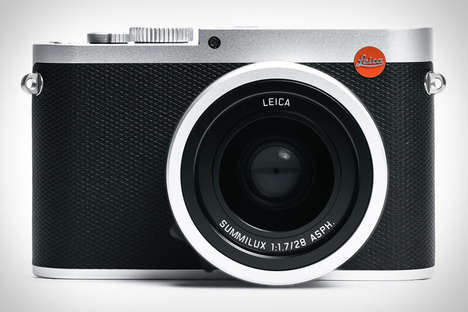 Wide-Angle Compact Cameras - The Leica Q Camera Features All of the Brand's Best Qualities
