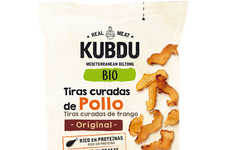 Air-Dried Protein Snacks