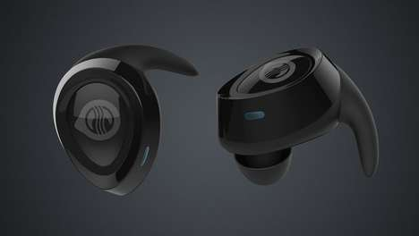Snore-Stopping Wireless Earbuds - The Sleepbuds Emit Micro-Vibrations to Stop Snoring In Its Tracks