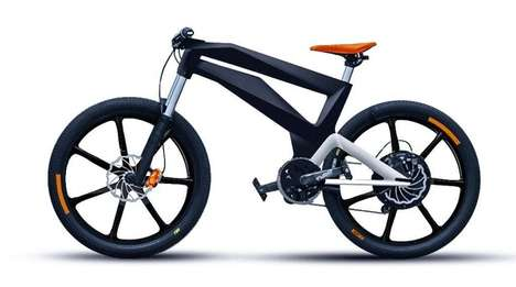 Electrifying Commuter Motorbikes - This Motorbike is Designed For Reliable Urban Transportation