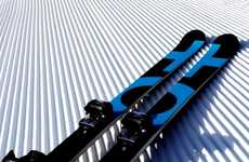 AI-Powered Customizable Skis