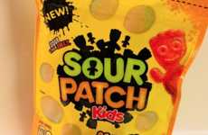 Sour Mango Chews - Sour Patch Kids Has Expanded Its Flavor Range to Include Mango