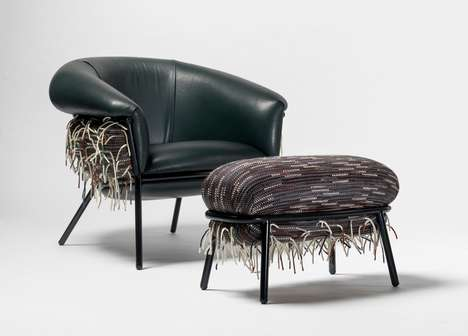 Textural Furniture Collections