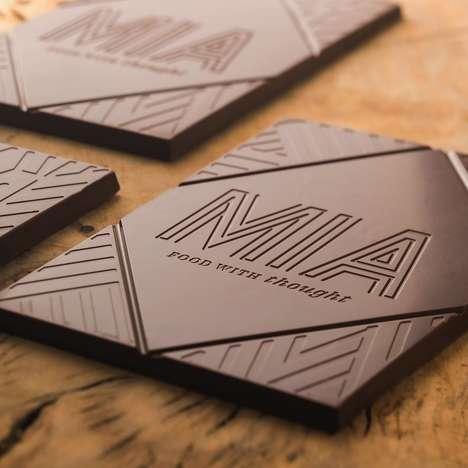 Super-Premium Single-Origin Chocolates