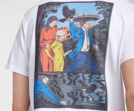 Comic Book T-Shirt Designs