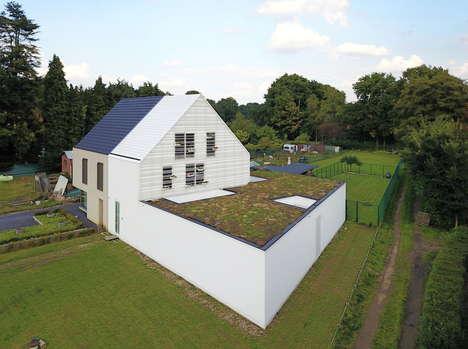 Visually Split Family Homes