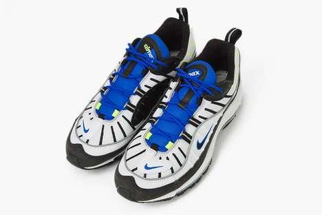 90s-Inspired Celebratory Sneakers
