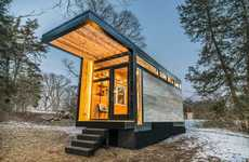 Novelist-Inspired Tiny Homes