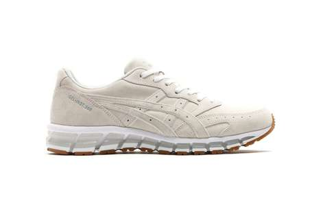 Tonal Pastel Spring Sneakers