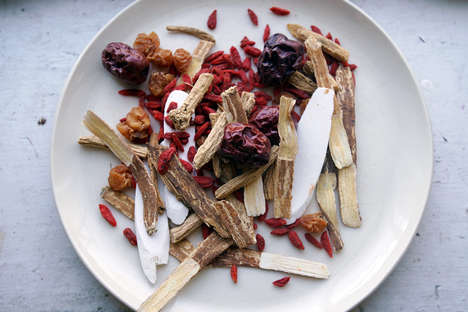 Pre-Packaged Chinese Herbal Teas