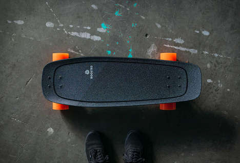 Affordable Electric Mini Boards - The Boosted Mini Offers Performance in a Compact Package