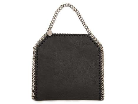 Mushroom Leather Bags - The Stella McCartney 'Falabella' Bag is Made with Mycelium Leather