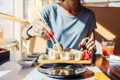 Reward-Offering Dining Apps