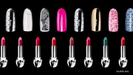 Fully Customizable Lipsticks