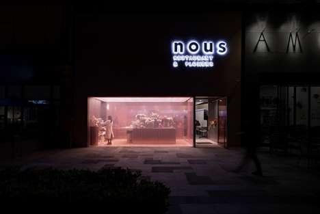 Florist Shop Restaurants