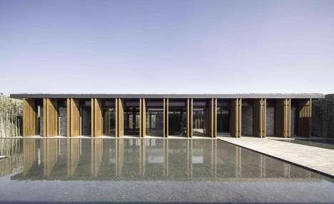 Contemporary Terrazzo Hotel Designs
