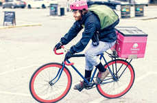 Sustainable Food Delivery Services - foodora Introduces a New Action Plan for a Sustainable Future