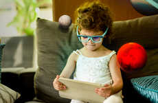 Kid-Friendly Digital Eyewear