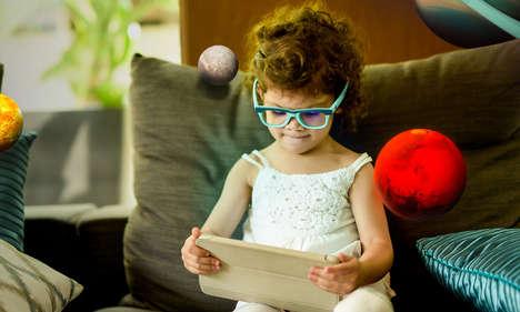Kid-Friendly Digital Eyewear