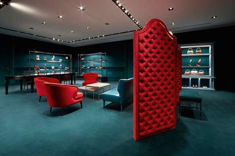 Ultra-Luxe Creative Workspaces - The Gucci ArtLab Fuses Premium Craftsmanship and Experimentation