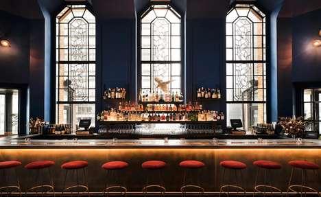 Glamorous Historic Restaurants