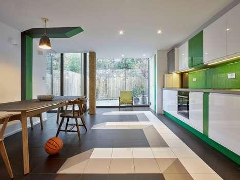 Illusory Interior Designs