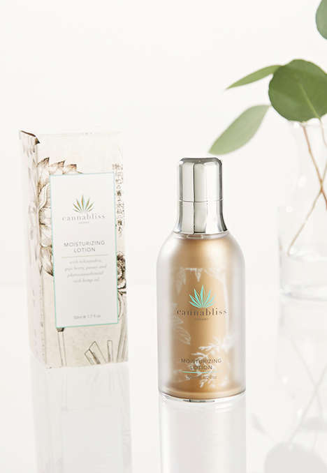 Hemp-Powered Skincare