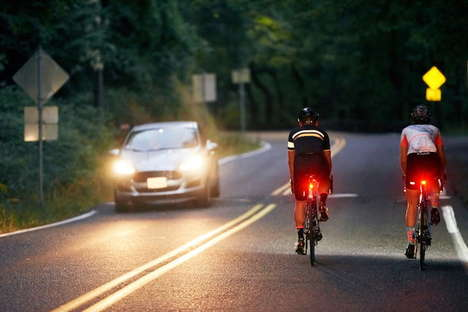 Smart Automatic Bike Lights