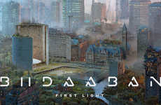 Immersive VR Apocalyptic Worlds - Biidaaban First Light Showcases How VR Can Enhance Media