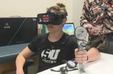 VR Pain Relief Research - Dr. Maureen Simmonds Works to Relieve Pain Through Virtual Reality