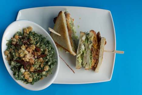 Vegetarian Comfort Food Diners